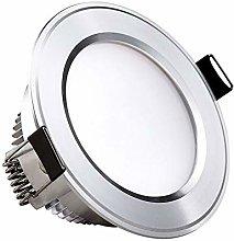 YBright Modern Recessed LED Downlights Round