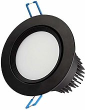 YBright Recessed Downlights with LED Driver Round
