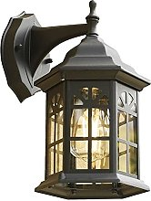 YBright Traditional Hous Wall Light Outdoor