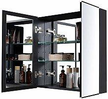 YBWEN Mirror Cabinets Medicine Cabinet with