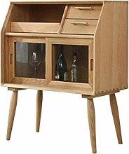 YBWEN Sideboard Buffet Entryway Bar Cabinet