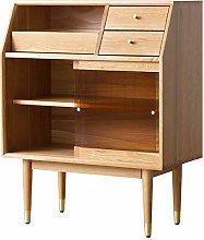YBWEN Sideboard Kitchen Storage Cabinet Buffet