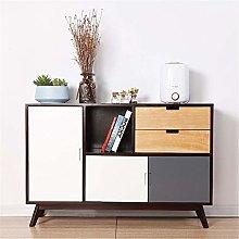 YBWEN Sideboard Sideboard Buffet Kitchen Storage
