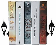 YBYB Book end Book Ends Bookends Creative Bookends