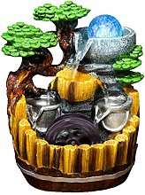 YBYB Tabletop Fountain Indoor Tabletop Water