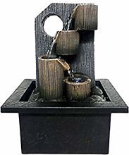 YBYB Tabletop Fountain Indoor Water Fountain