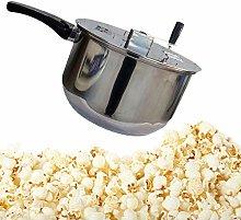 YC° Popcorn/Snack Maker Popcorn Popper Stainless