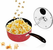 YC° Stainless Steel Stovetop Popcorn Popper with