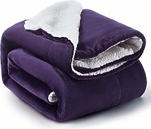 YCDZ Pure Cotton Blankets, Bedding Velvet Wool