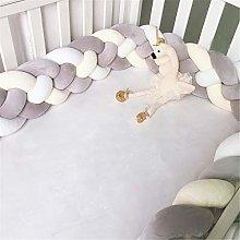 YCDZ Woven Crib Fence Pure Cotton Anti-collision