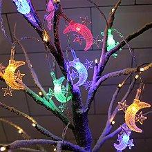 YCEOT 1.5m 10leds Pineapple Led String Lights