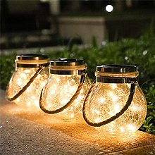YCEOT Night light Solar Copper Wire Lamp Crack