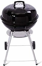 YDHWT Barbecue Grill with Wheeled Barbecue Outdoor