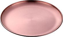YDware Rose Gold Stainless Steel Grill Plate, Cake