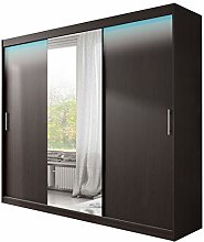 Ye Perfect Choice Big Modern Wardrobe Sliding