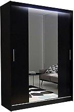 Ye Perfect Choice Modern Bedroom Mirror Sliding