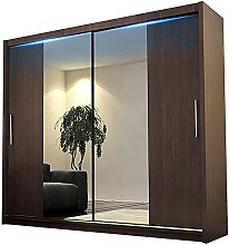 Ye Perfect Choice Modern Bedroom Mirror Sliding