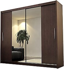 Ye Perfect Choice Modern Wardrobe Mirror Sliding
