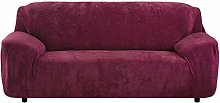 Yeahmart Thick Sofa Covers 1/2/3/4 Seater Pure