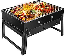 YECUI Charcoal Grill Foldable BBQ Grill Charcoal