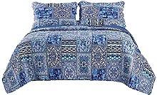 YEE Bedspread Bedding,Bedding 100% Cotton