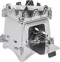 YEES Stainless Steel Firewood Stove, Outdoor