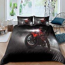 Yeesovs® Kids Duvet Cover Pillowcase Bedding Set