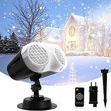 YELITE Christmas Light Projector Snowflake