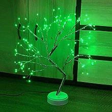YELITE Fairy Light Spirit Tree Lamp Sparkly Tree