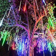YELITE Meteor Lights Plug in 192 LED Falling