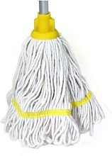 Yellow 200G Synthetic Mop Head - Cotswold
