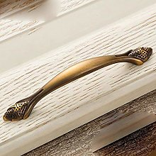 Yellow Bronze Small Handle and Pulls Antique