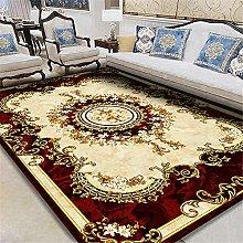 yellow Cheap Area Rug Living room carpet ethnic