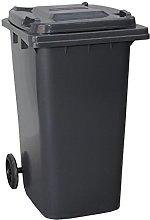 Yellowshield Wheelie Bin - 240 Litre - GREY