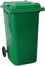 Yellowshield Wheelie Bin - 240L - GREEN (Standard