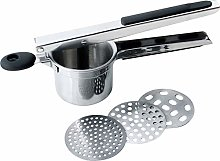 Yensem Stainless Steel Potato Ricer, Potato