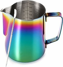 Yesland 20 Oz Milk Frothing Pitcher with