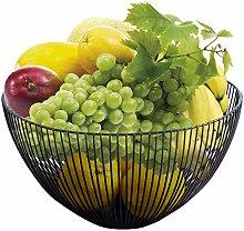 Yesland Wire Metal Kitchen Fruit Basket - 9.75 x