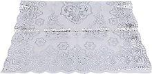 Yeucan Bronzing Tablecloth Rectangle Plastic