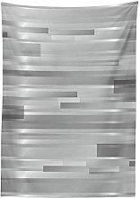 Yeuss Modern Decor Tablecloth by, Futuristic