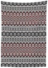 Yeuss Nordic Tablecloth, Scandinavian Motifs