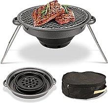 YEYP Grill,bbq, Portable Folding Charcoal BBQ