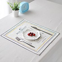 YEYP Placemat,table Mats,photo Background Cloth,