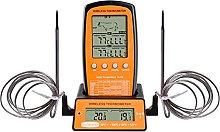 YEZIB Digital BBQ Dual Probe Meat Thermometer
