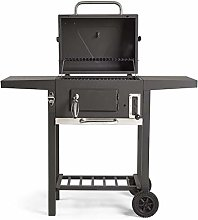 YF-SURINA BBQ Grill, Foldable Charcoal Barbecue