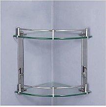 YF-SURINA Shower Caddies Shelf Drilling Bathroom