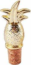 YFairy - Wine Bottle Stopper, Creative Pineapple,
