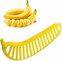 YFFS Banana Slicer Fruit Salad Slicer Cucumber