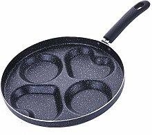 YFGQBCP Frying pan Egg Pan - Nonstick 4-Cup Frying
