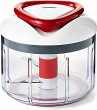 YFGQBCP meat grinder Easy Pull Food Chopper and